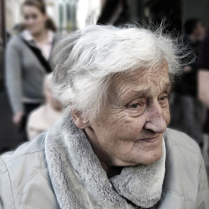 老化と共に衰える